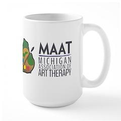 Maat Logo Big Mug Mugs