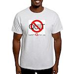iamNOTaQuitter.com Light T-Shirt