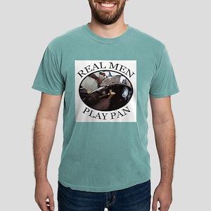 Real Men Play Pan T-Shirt