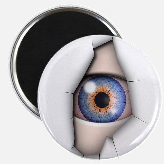 """EvilEye 2.25"""" Magnet (10 pack)"""