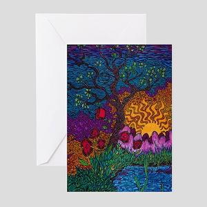 Tree / Sun / Flower Greeting Cards (pk Of 10)