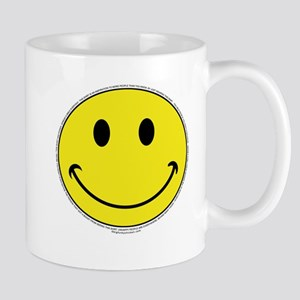 Smiley Face Happy Sipping Mug