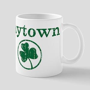 Baytown shamrock Mug