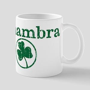 Alhambra shamrock Mug