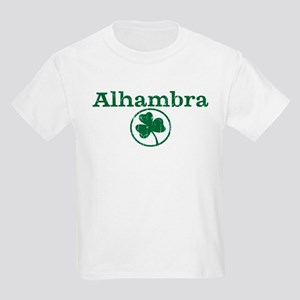 Alhambra shamrock Kids Light T-Shirt