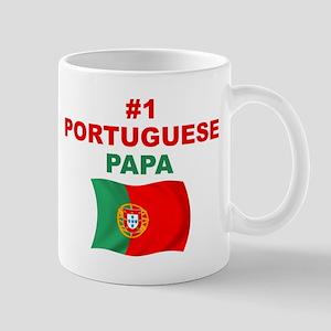#1 Portuguese Papa Mug