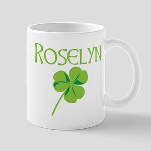 Roselyn shamrock Mug