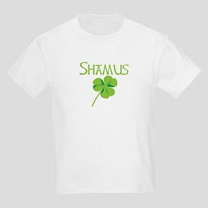 Shamus shamrock Kids Light T-Shirt