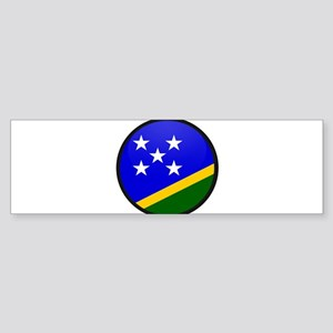 Solomon Islands Bumper Sticker