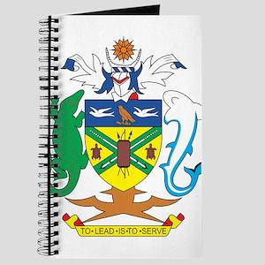 Solomon Islands Coat of Ar Journal