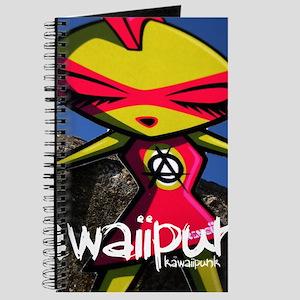 Punk Mascot Photo Journal