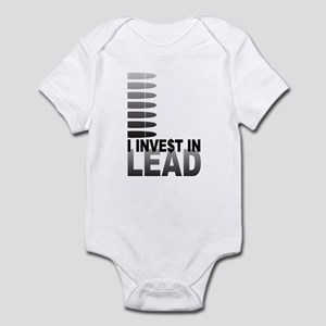 I Invest In Lead Infant Bodysuit