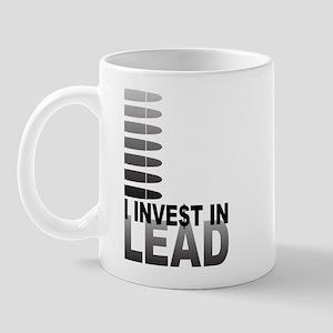 I Invest In Lead Mug