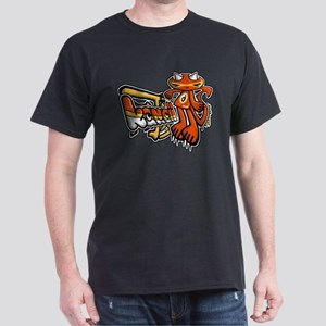 Demon Mascot Dark T-Shirt