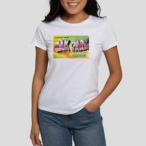 Oak Park Illinois Greetings Women's T-Shirt