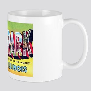 Oak Park Illinois Greetings Mug