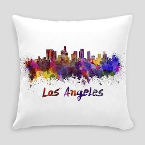 I Love LA Everyday Pillow
