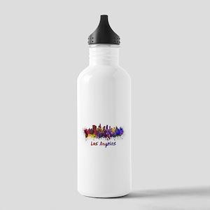 I Love LA Stainless Water Bottle 1.0L