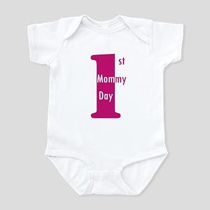 1st Mommy's Day - Girl Infant Bodysuit