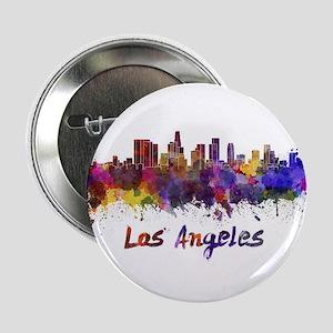 """I Love LA 2.25"""" Button"""