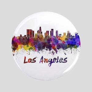 I Love LA Button