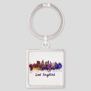 I Love LA Keychains
