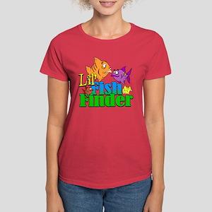 Lil' Fish Finder Women's Dark T-Shirt