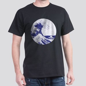 The Great Wave off Kanagawa (??????) T-Shirt