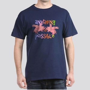 Anything is Possible Dark T-Shirt
