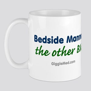 Bedside Manner BM Mug