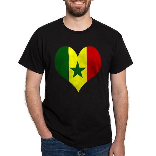 I Love senegal T-Shirt