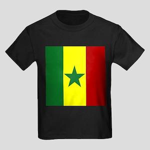 Senegalese Kids Dark T-Shirt
