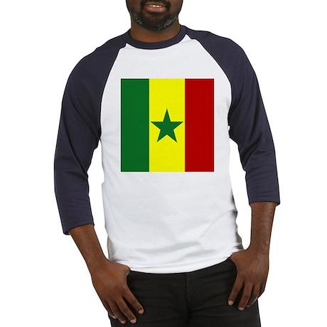 Senegalese Baseball Jersey