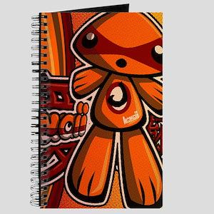 Junior Mascot Tag Journal