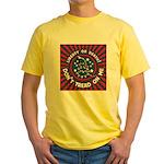 Liberty Snake Yellow T-Shirt