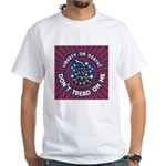 Liberty Snake White T-Shirt
