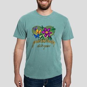 64th Birthday Grace Mens Comfort Colors® Shirt