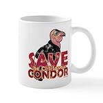 Save the California Condor Mug