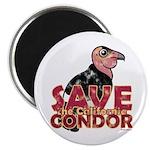 Save the California Condor Magnet