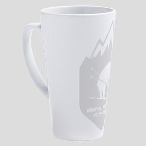 Bristol Mountain Ski Resort - So 17 oz Latte Mug
