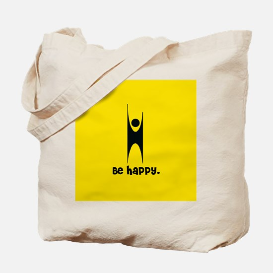 Happy Humanist Tote Bag