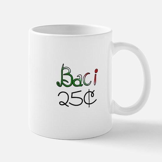 Baci 25 Cents Mug