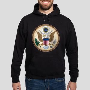 Presidents Seal Hoodie (dark)