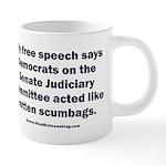 Senate Judiciary Democrats 20 oz Ceramic Mega Mug