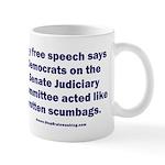 Senate Judiciary Democrats 11 oz Ceramic Mug