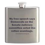 Senate Judiciary Democrats Flask