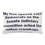 Senate Judiciary Democrats Pillow Case