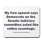 Senate Judiciary Democrats Mousepad