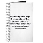 Senate Judiciary Democrats Journal