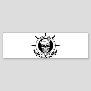 DTM HELM Bumper Sticker